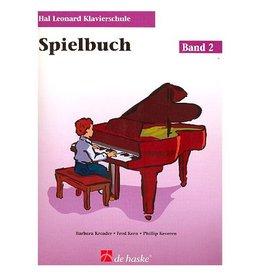 De Haske Hal Leonard Spielbuch 2 inkl. CD