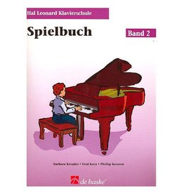De Haske Hal Leonard Spielbuch 2 inkl. Mitspiel-CD