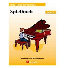 De Haske Hal Leonard Spielbuch 3 inkl. Mitspiel-CD