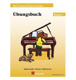 De Haske Hal Leonard Übungsbuch 3 inkl. Mitspiel-CD
