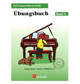 De Haske Hal Leonard Übungsbuch 4 inkl. Mitspiel-CD