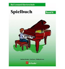 De Haske Hal Leonard Spielbuch 4 inkl. Mitspiel-CD