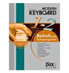 Edition Dux Modern Keyboard Beiheft 1-2