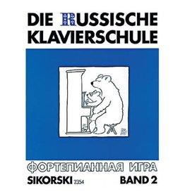 Sikorski Die Russische Klavierschule 2
