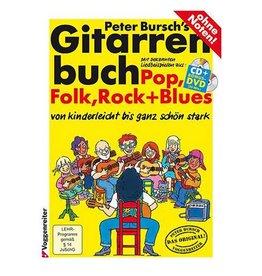 Voggenreiter Peter Bursch's Gitarrenbuch