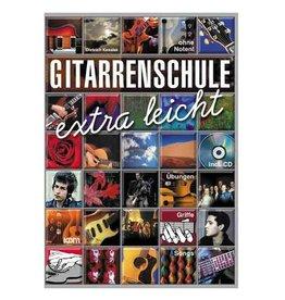 Alfred & KDM Gitarrenschule extra leicht
