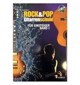 Schott Rock&Pop Gitarrenschule 1