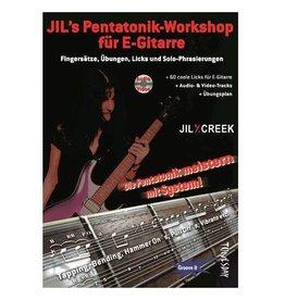 Tunesday Records Jil's Pentatonik-Workshop für E-Gitarre