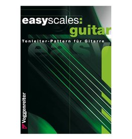 Voggenreiter Easy Scales Guitar