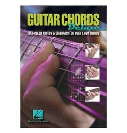 Hal Leonard Guitar Chords Deluxe
