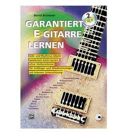 Alfred & KDM Garantiert E-Gitarre lernen
