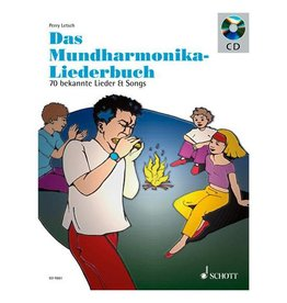 Schott Mundharmonika - Liederbuch