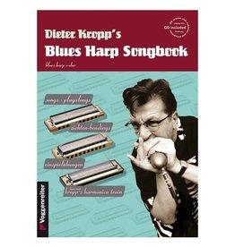 Voggenreiter Dieter Kropp's Blues Harp Songbook