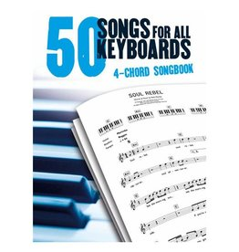 Music Sales 50 Songs For All Keyboards