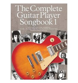 Music Sales The Complete Guitar Player Songbook 1