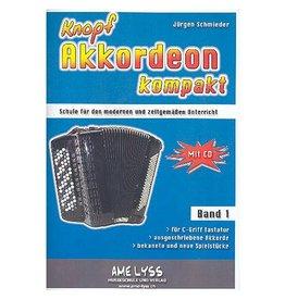 Knopf-Akkordeon Kompakt 1