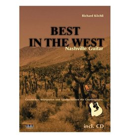 AMA Verlag Best in the West - Nashville Guitar
