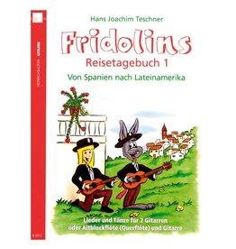 Fridolins Reisetagebuch 1