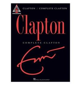 Hal Leonard Complete Clapton