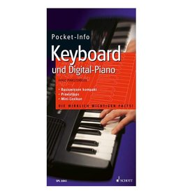 Schott Pocket-Info Keyboard Digital Piano