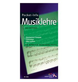 Schott Pocket-Info Musiklehre