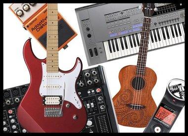 Instrumente & Zubehör: NEU