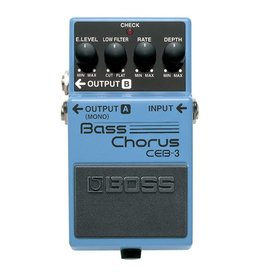 Boss Boss CEB-3 Bass Chorus