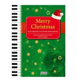 HAGE Merry Christmas (Klavier, Keyboard, Gitarre)