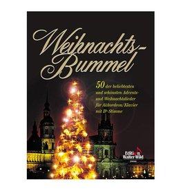 Edition Walter Wild Weihnachts-Bummel (Akkordeon, Klavier)