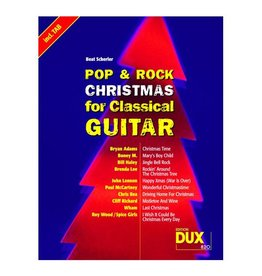 Edition Dux Pop & Rock Christmas (Gitarre)