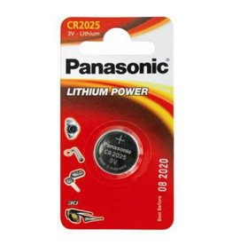 Panasonic Panasonic Lithium Power CR-2025