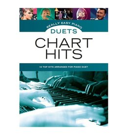 Music Sales Chart Hits - Really Easy Piano Duets