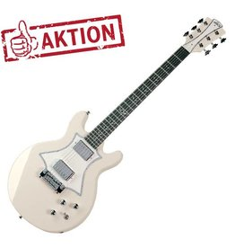 LAG Guitars LAG Roxane Racing RR1500 Cream