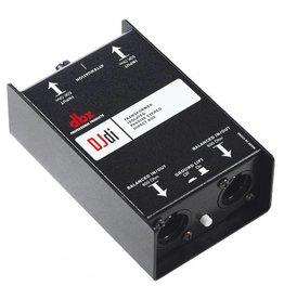dbx DJDI passive DI-Box
