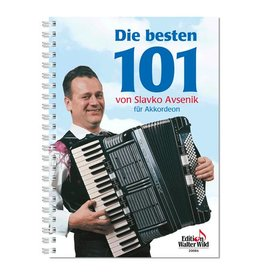 Edition Walter Wild Die besten 101 von Slavko Avsenik