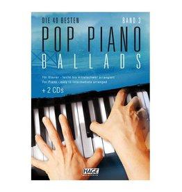 HAGE Pop Piano Ballads 3