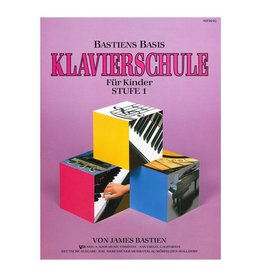 Bastiens Basis: Stufe 1 - Klavierschule
