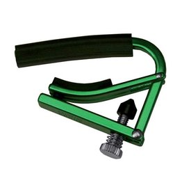 Shubb Shubb L1 Lite Capo Electric & Acoustic green