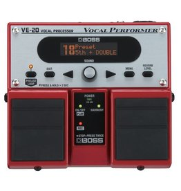 Boss Boss VE-20 Vocal Processor