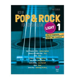 Edition Dux Best of Pop & Rock light 1