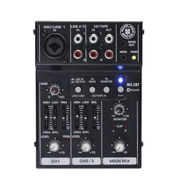 TP-Audio MX3BT Mini-Mixer