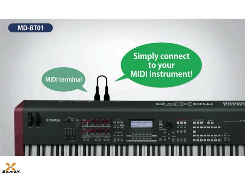 Yamaha Yamaha MD-BT01