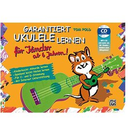 Alfred & KDM Garantiert Ukulele lernen für Kinder