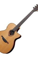 LAG Guitars LAG Tramontane T100ASCE Slimline