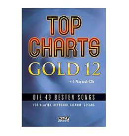 HAGE Top Charts Gold 12