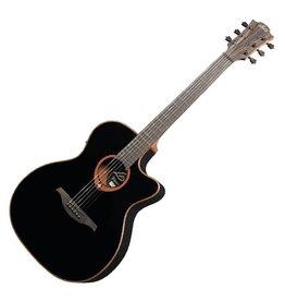LAG Guitars LAG T100ACE-BLK