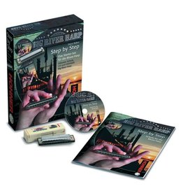 Hohner Hohner Step by Step Big River Harp Set