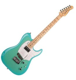 Godin Session Custom 59 Limited Coral Blue HG