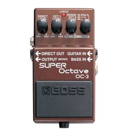 Boss Boss OC-3 Super Octave