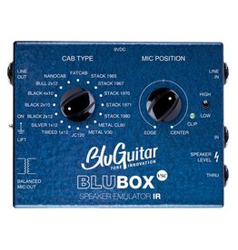 BluGuitar BluGuitar BluBox